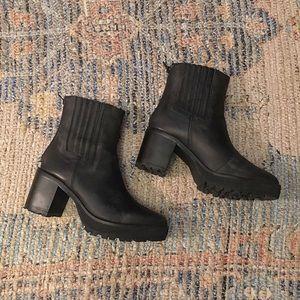 Jeffrey Campbell Ardmore Platform Boot Size 7